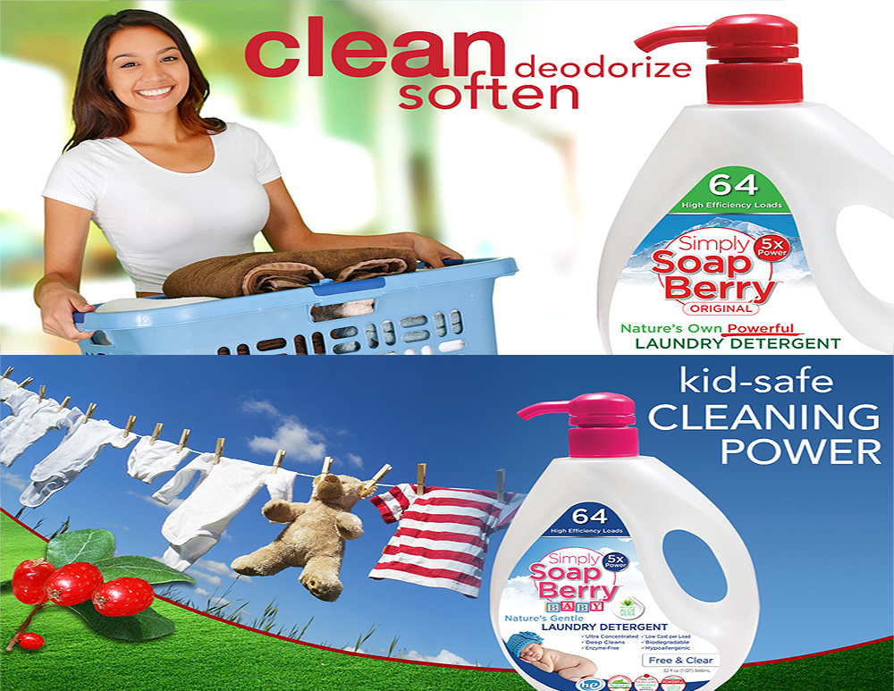 natural cleaners digital ads