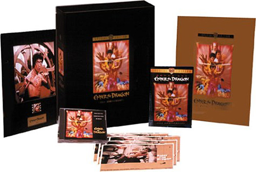 Enter The Dragon Collectors Set - Design, Production, Printing
