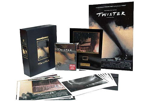 Twister Collectors Set - Design, Production, Printing