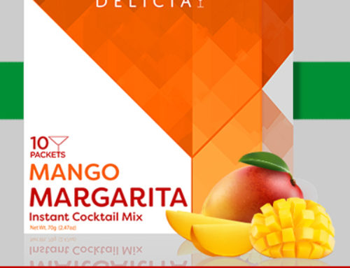 Modern Packaging Design – Margarita Mix Line