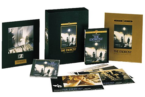 The Exorcist Collectors Set - Design, Production, Printing