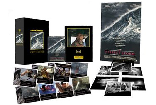 The Perfect Storm Collectors Set - Design, Production, Printing