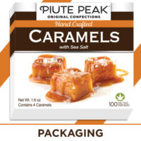 Chocolate & Caramel Confections Packaging