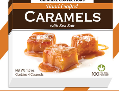 Hand Crafted Confections Packaging