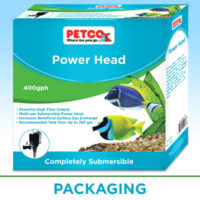 Petco® packaging design