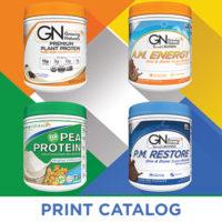 Retail product catalog design & printing