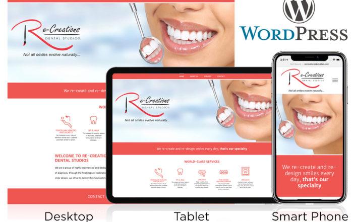 Advantages of Wordpress Websites