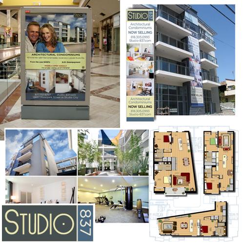 Residential real estate branding