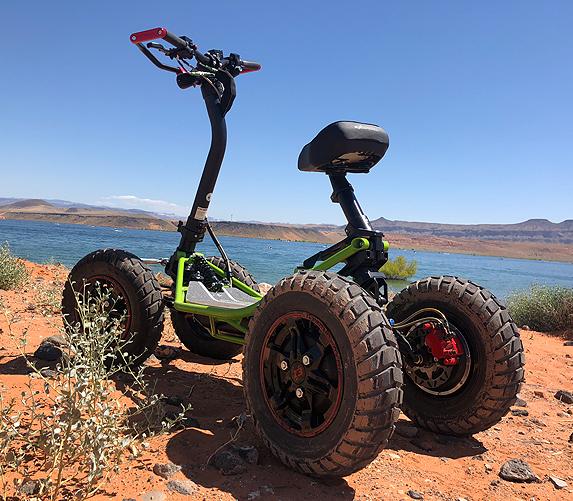ATV offroad photography marketing