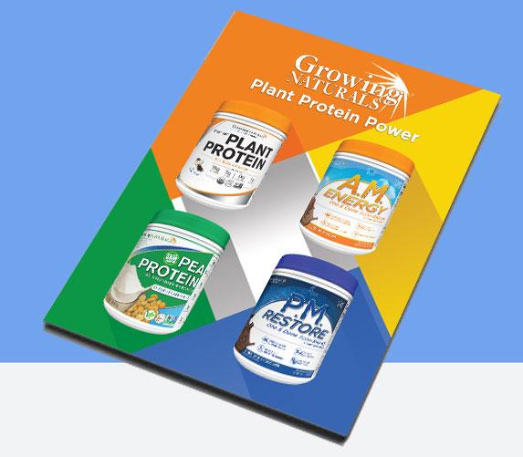 Product Brochure catalog print design