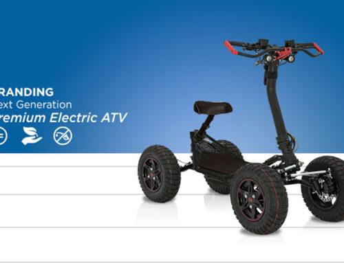 CAS Branding – EZRaider Electric ATV Branding and Marketing