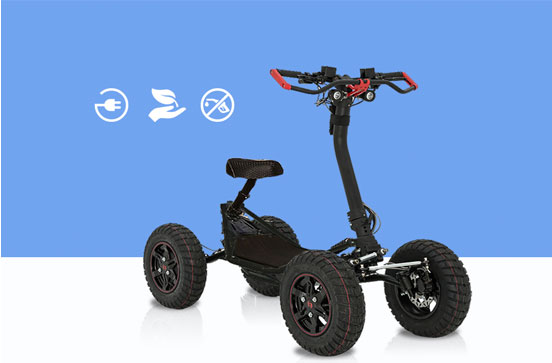 ATV Product Branding, Web & Social Media Strategy