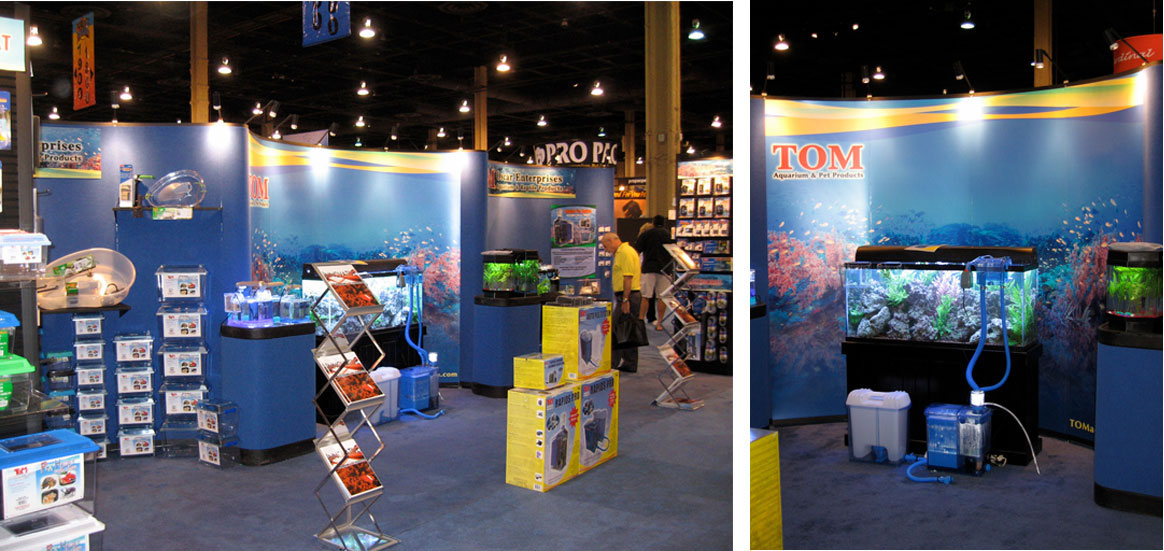 Global Pet expo: Tradeshow Booth Design & Production