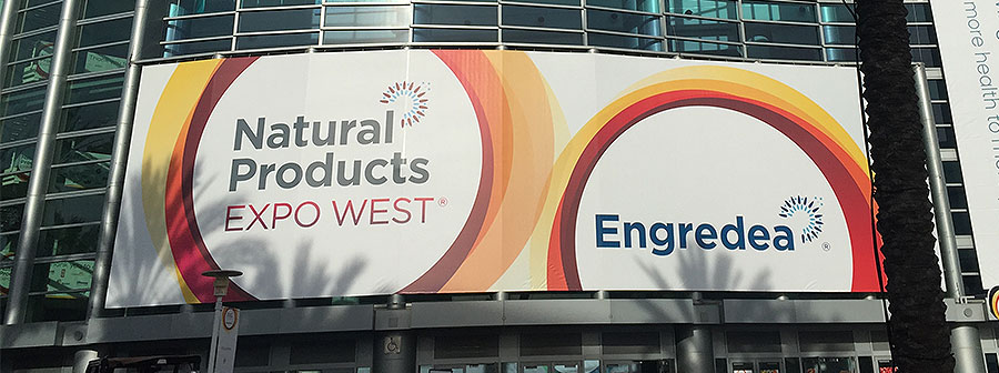 Natural products expo tradeshow