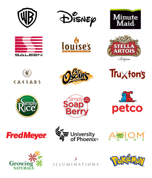 CAS Branding Customers and Partners