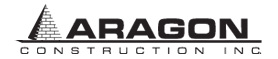 Aragon Construction Inc.