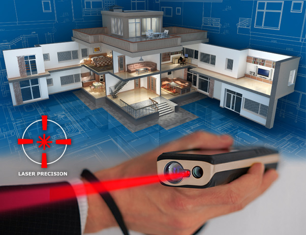 FLOOR PLAN MEASURING & DRAFTING SERVICES For Residential & Commercial Real Estate in Southern California