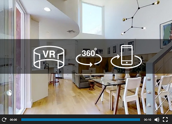 Matterport virtual tours for real estate properties