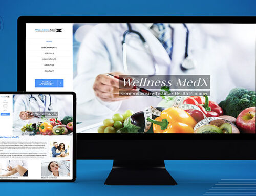 Wellness & Medical Nutrition, Health Planning Website