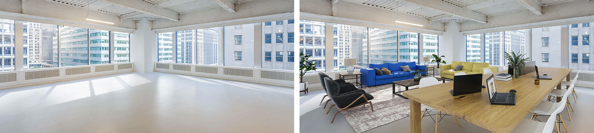 Virtual Staging for Commercial and Residencial Real Estate