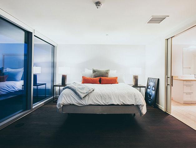 Bedroom Photography